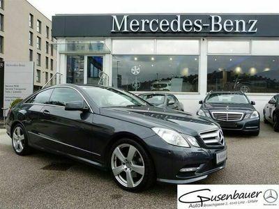 gebraucht Mercedes E350 BlueEfficiency CDI