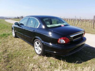 gebraucht Jaguar X-type 2,0 Diesel Executive Limousine