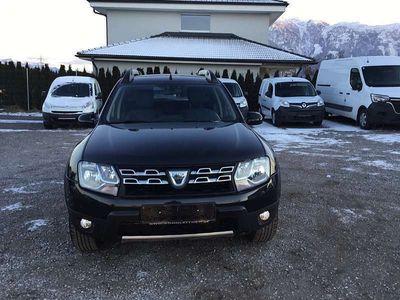 gebraucht Dacia Duster Sensation dCi 110 S&S EDC SUV / Geländewagen