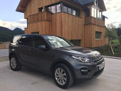 used Land Rover Discovery Sport 2,2 TD4 4WD SE