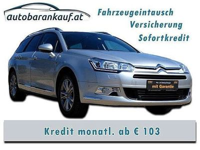 gebraucht Citroën C5 Tourer 2,0 HDi FAP Exclusive Aut. **LEDER, NAVI**
