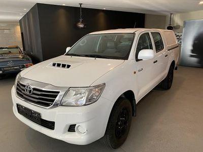 gebraucht Toyota HiLux DK City 4x4 2,5 D-4D 145