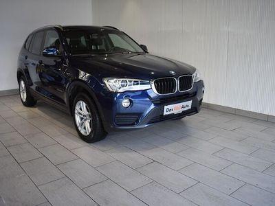 gebraucht BMW X3 xDrive 20d Advantage Aut.