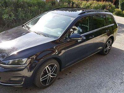 gebraucht VW Golf Variant Sky BMT 1,6 TDI 4Motion Kombi / Family Van