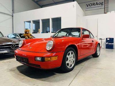 gebraucht Porsche 911 Carrera 4 Coupé *TOP ZUSTAND, REVISION NEU*