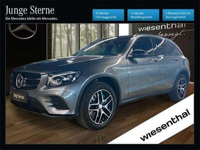 gebraucht Mercedes GLC350 e PHEV4M.AMG/Distr