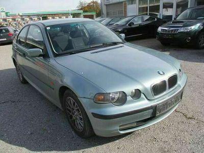 gebraucht BMW 318 Compact 3er-Reihe compact Diesel (E46)