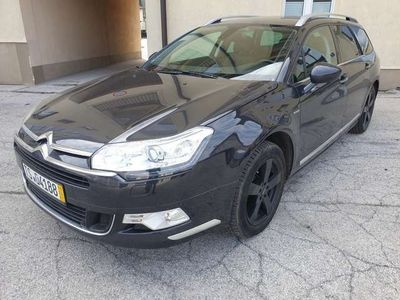 gebraucht Citroën C5 Tourer 2,2 HDi FAP Exclusive Aut.