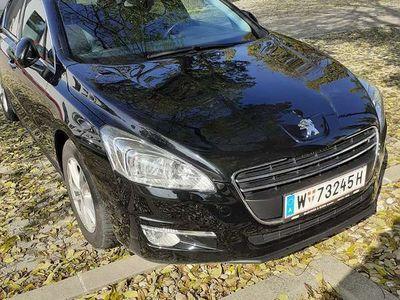gebraucht Peugeot 508 2.0 Limousine