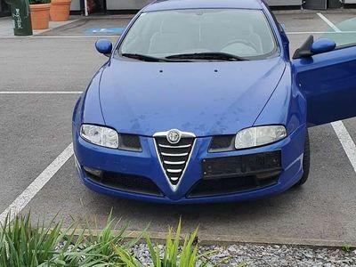 gebraucht Alfa Romeo GT Alfa 1,9 JTD M-Jet 16V Distinctive