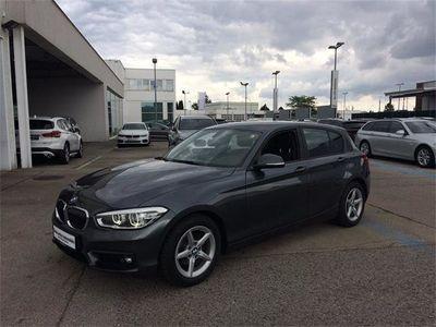 gebraucht BMW 116 1er-Reihe d Efficient Dynamics Limousine,