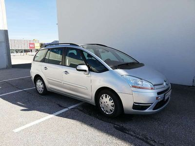 gebraucht Citroën Grand C4 Picasso Picasso, 1,6 HDI Exclusive Kombi / Family Van,