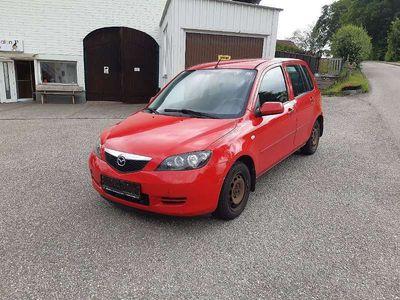 gebraucht Mazda 2 1,25i TE Klein-/ Kompaktwagen