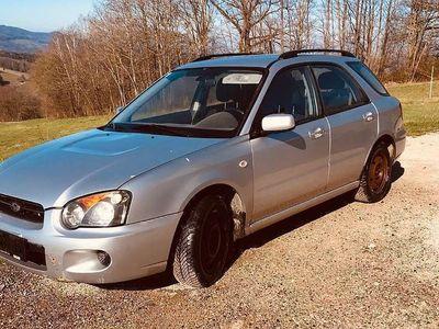 gebraucht Subaru Impreza Sports Wagon 1,6 TS 4WD Kombi / Family Van