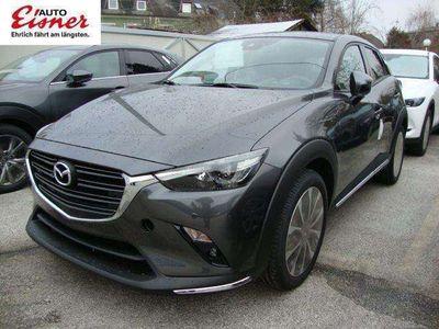 gebraucht Mazda CX-3 G121 Revolution inkl.Winterräder