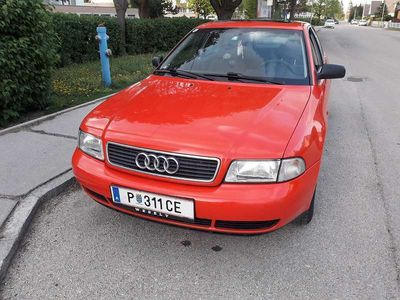 gebraucht Audi A4 1.9TDI Limousine,