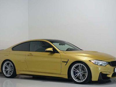 gebraucht BMW M4 M-DKG Aut./1.Besitz/KEYLESS/Harman/M-Performance