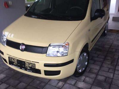 brugt Fiat Panda 1.1 eco city klima Klein-/ Kompaktwagen,