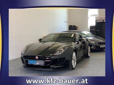 gebraucht Jaguar F-Type S Coupe 3,0 S/C Panorama