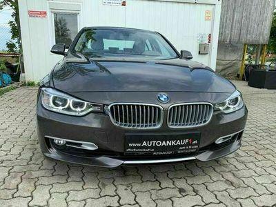 gebraucht BMW 330 3er-Reihe d xDrive Österreich-Paket Aut. Limousine