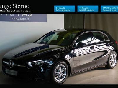 gebraucht Mercedes A180 d Aut.