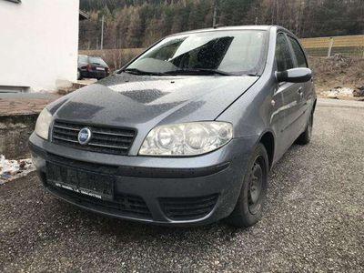 gebraucht Fiat Punto 1,3 JTD 16V Multijet / Diesel / Klima / 5-türer