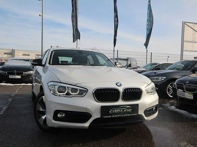gebraucht BMW 118 d Sport Line