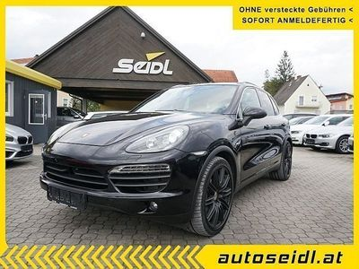 gebraucht Porsche Cayenne II 4,1 Diesel Automatik *Approved bis 2020*