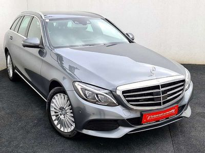 gebraucht Mercedes C220 C-Klassed T 4MATIC Austria Edition Exklusive Aut. Kombi / Family Van