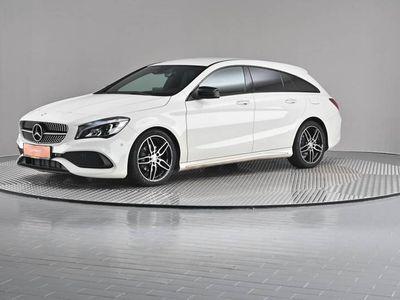gebraucht Mercedes 200 CLA-Klasse Shooting Brake AMG LineAut.