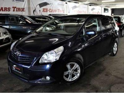 gebraucht Toyota Verso 2,0 D-4D 125 Comfort DPF Kombi / Family Van