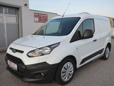 gebraucht Ford Transit Connect L1 1,6 TDCi *1.Besitz*Klima* Netto 7900€
