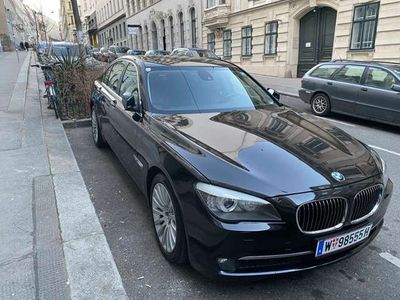 gebraucht BMW 740L Allrad Diesel xDrive HeadUP SitzK