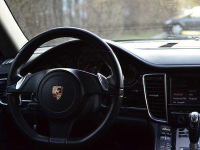 brugt Porsche Panamera 3,0 Diesel Aut. Sportwagen / Coupé,