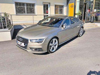 gebraucht Audi A7 Sportback 3,0 TDI quattro S-tronic *2x S-LINE,HUD