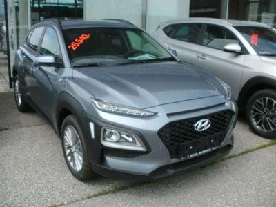 gebraucht Hyundai Kona LEVEL 3 PLUS 1,6 CRDi 4WD DCT