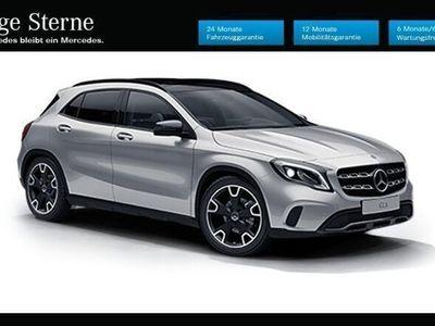 gebraucht Mercedes GLA220 GLA-Klassed 4MATIC Aut. SUV / Geländewagen