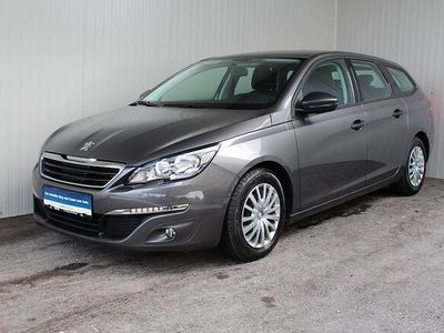 gebraucht Peugeot 308 SW 1,6 BlueHDI 100 Access S&S Klima