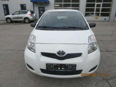 gebraucht Toyota Yaris 1,0 VVT-i Terra Eco