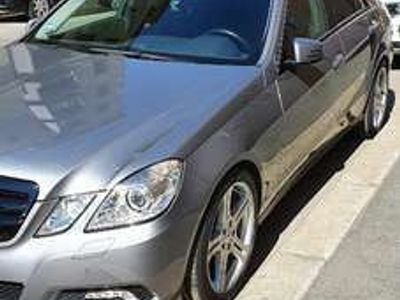 gebraucht Mercedes E200 E-Klasse Mercedes BenzLimousine
