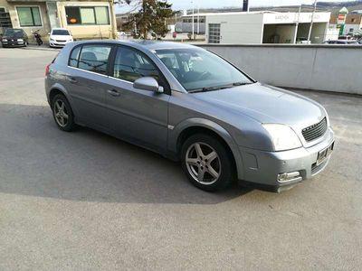 gebraucht Opel Signum 2,2 DTR Limousine,