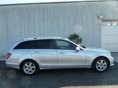 gebraucht Mercedes C200 C-KlasseT CDI Avantgarde BlueEfficiency Aut. Kombi / Family Van,