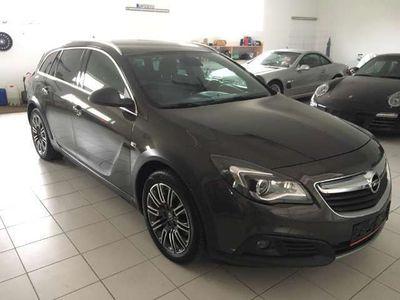 gebraucht Opel Insignia Country Tourer 2,0 CDTI Ecotec Allrad, 1. Besitz
