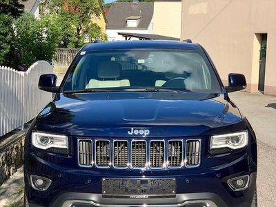gebraucht Jeep Grand Cherokee 3.0 V6 4x4 Limited SUV / Geländewagen,