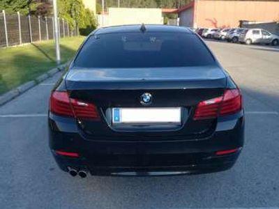 gebraucht BMW 520 5er-Reihe F10xDrive Limousine