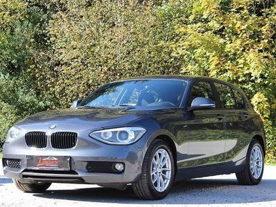 gebraucht BMW 118 1er-Reihe F20Diesel Ö-Paket Aut KREDIT/GARANTIE