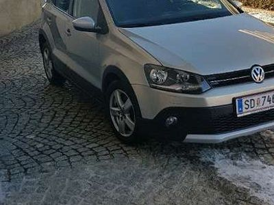 gebraucht VW Polo Cross Klein-/ Kompaktwagen