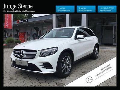 gebraucht Mercedes GLC220 d 4MATIC - AMG-Line