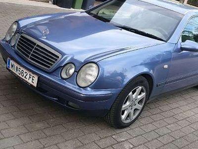 gebraucht Mercedes CLK200 CLK-Klasse MercedesSportwagen / Coupé