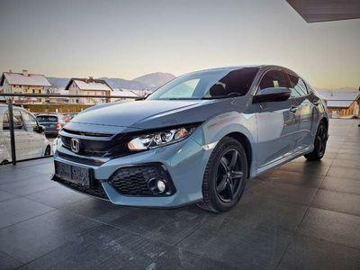 gebraucht Honda Civic 1.6 i-DTEC Elegance,